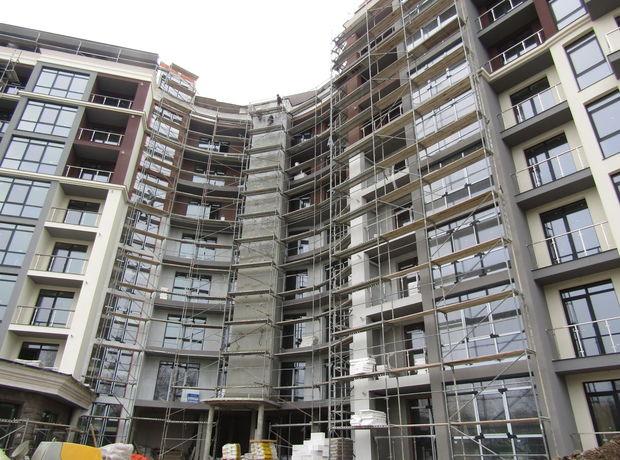 ЖК Residents Park ход строительства фото 250089