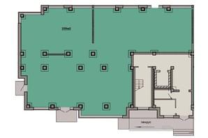 ЖК River House: планування приміщення 259 м²
