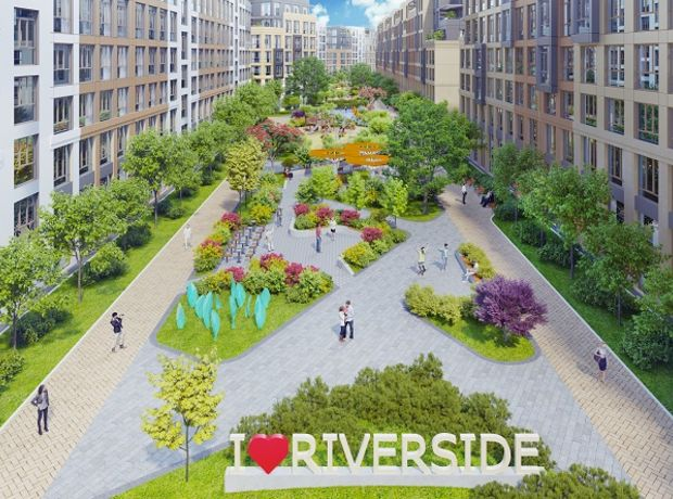 ЖК Riverside  фото 88208