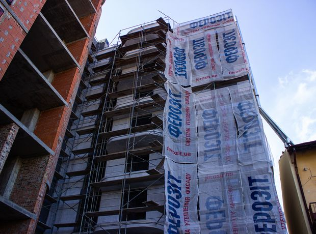ЖК Royal Hall ход строительства фото 162046