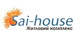 Логотип будівельної компанії ЖК Sai-house