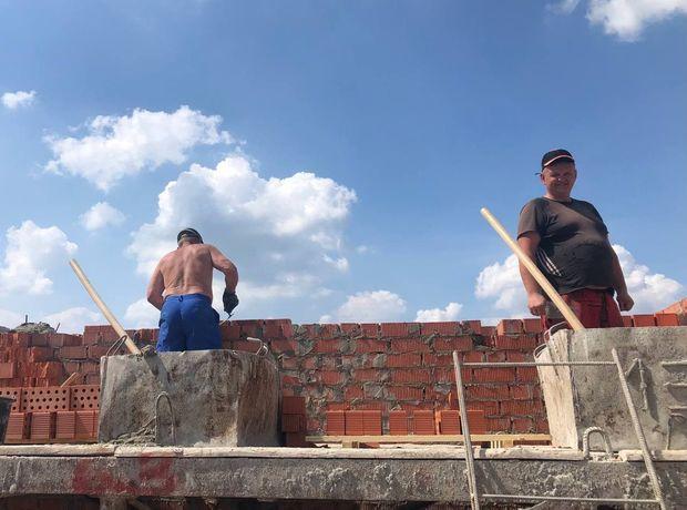 ЖК Счастливый на Днепре ход строительства фото 271085