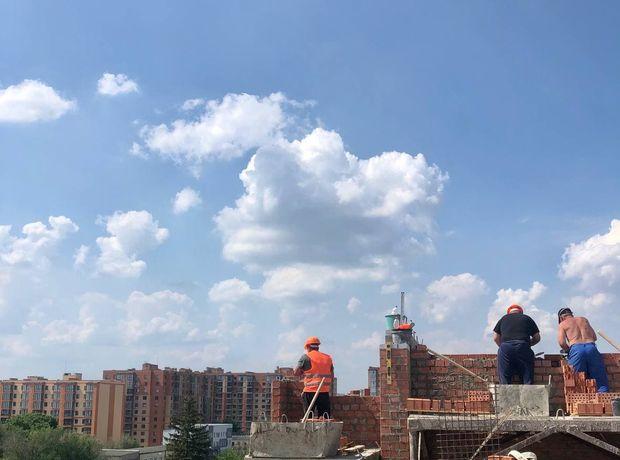 ЖК Счастливый на Днепре ход строительства фото 271086