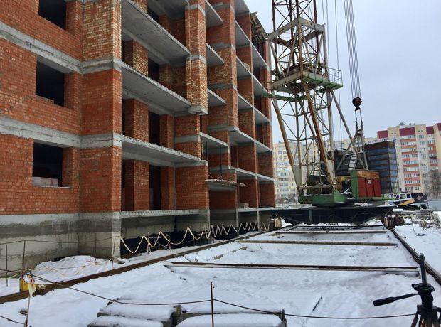 ЖК Sea Town хід будівництва фото 224664