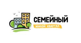 Логотип будівельної компанії ЖК Сімейний