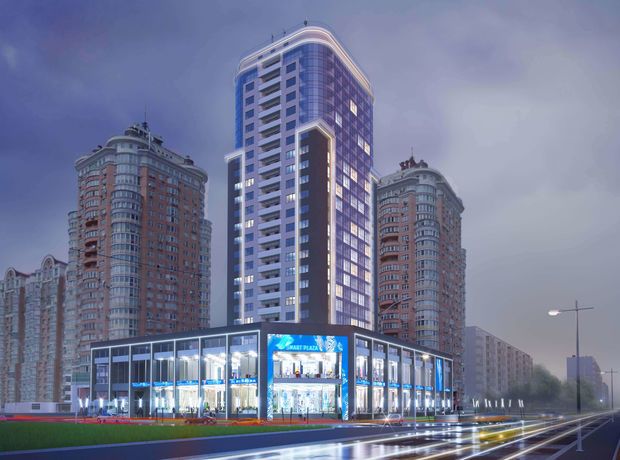 ЖК Smart Plaza Obolon фото 1