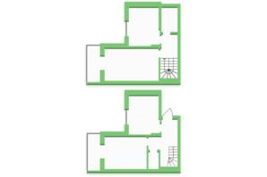 ЖК Софіївка: планування 3-кімнатної квартири 80.1 м²