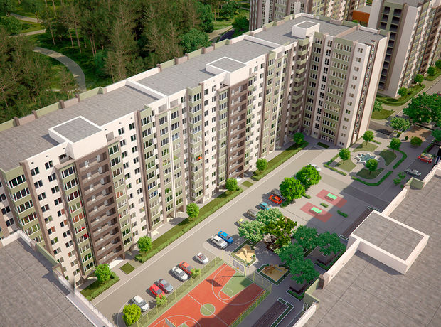 ЖК Софіївський квартал  фото 8950