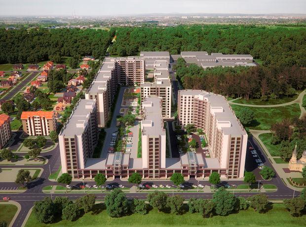 ЖК Софіївський квартал  фото 8951