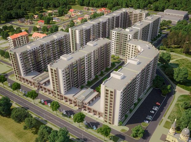 ЖК Софіївський квартал  фото 8952