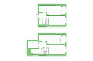 ЖК Софиевка: планировка 3-комнатной квартиры 101.3 м²