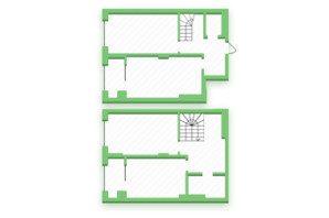 ЖК Софиевка: планировка 3-комнатной квартиры 92.8 м²