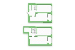 ЖК Софиевка: планировка 3-комнатной квартиры 93.5 м²