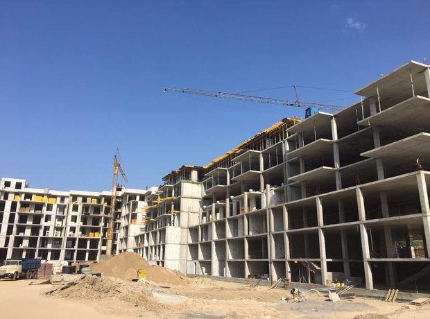 ЖК Сomfort City хід будівництва фото 43442