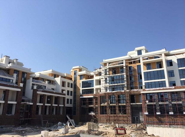 ЖК Сomfort City хід будівництва фото 43444