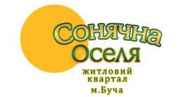 Логотип строительной компании ЖК Сонячна Оселя