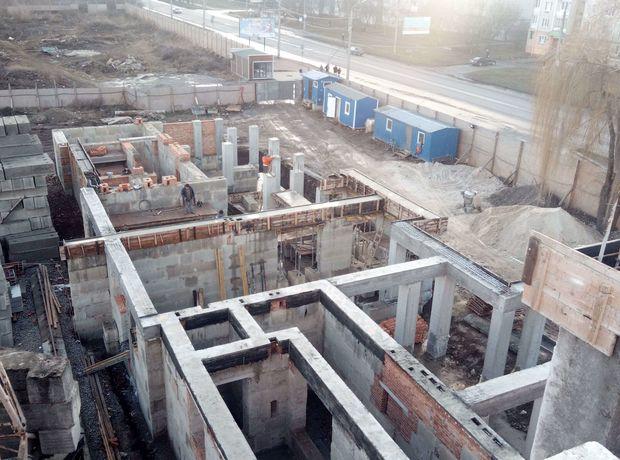 ЖК Стожари хід будівництва фото 157651