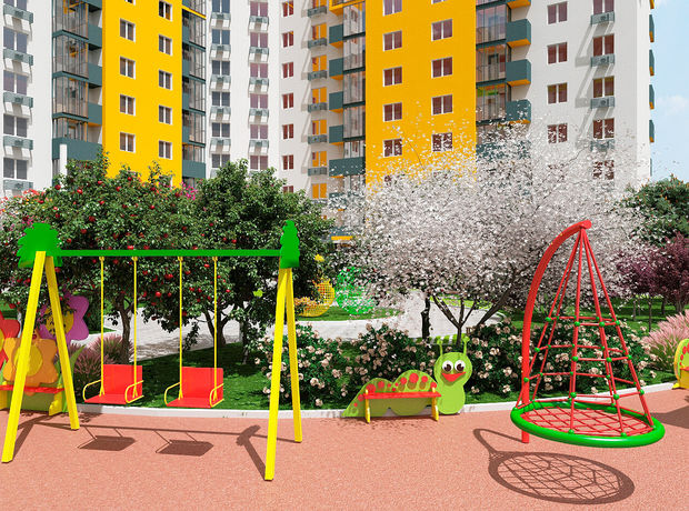 ЖК Сырецкие Сады  фото 76808