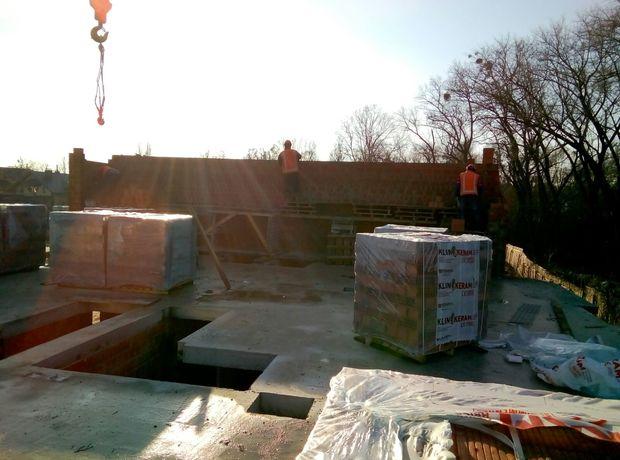 ЖК Трояндовий хід будівництва фото 138072