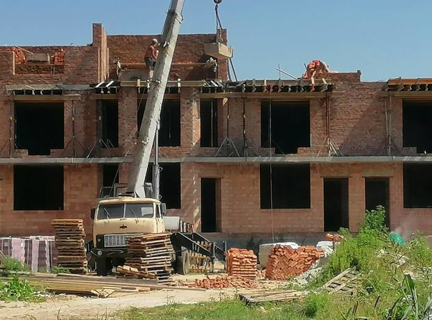 ЖК Трояндовий хід будівництва фото 188260