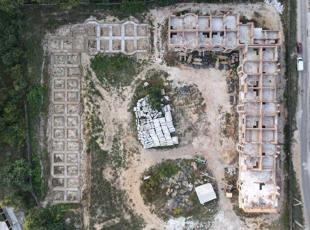 ЖК Трояндовий хід будівництва фото 206142