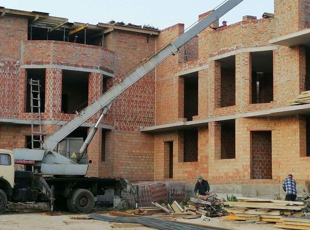 ЖК Трояндовий хід будівництва фото 206152