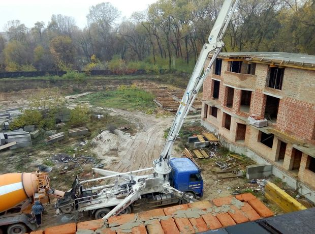ЖК Трояндовий хід будівництва фото 206159