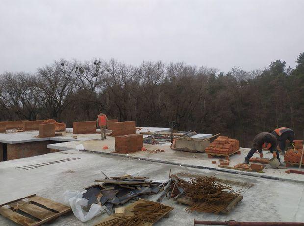 ЖК Трояндовий хід будівництва фото 226986
