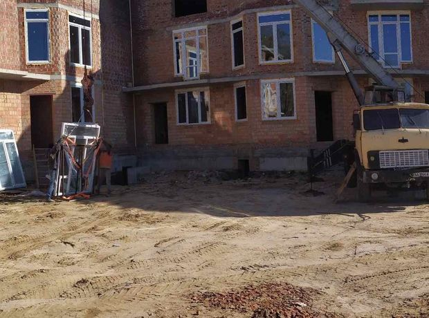 ЖК Трояндовий хід будівництва фото 258518