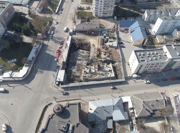 ЖК Централ Хол хід будівництва фото 164067