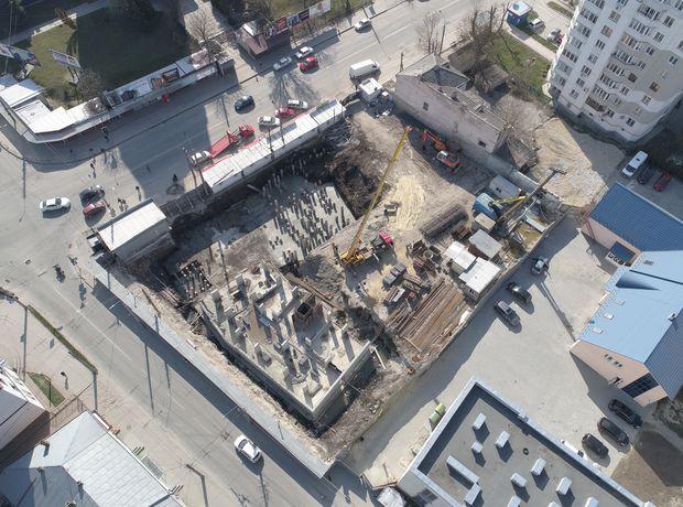 ЖК Централ Хол хід будівництва фото 164068