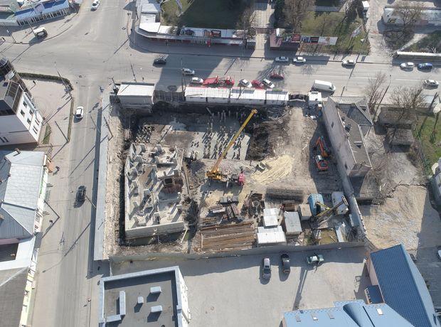 ЖК Централ Хол хід будівництва фото 164069