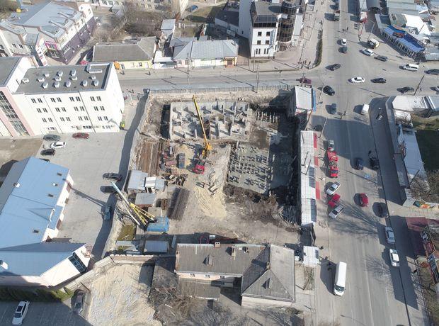 ЖК Централ Хол хід будівництва фото 164071