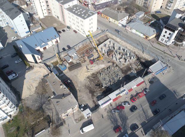 ЖК Централ Хол хід будівництва фото 164072
