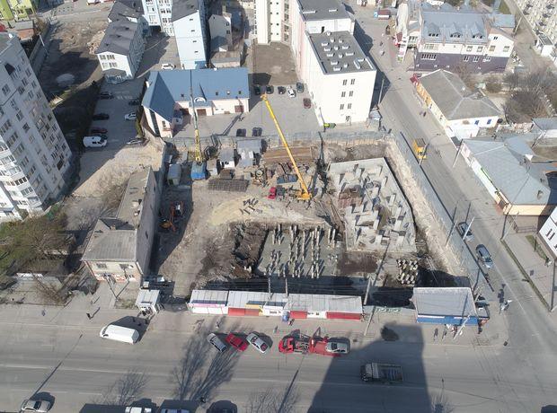 ЖК Централ Хол хід будівництва фото 164073