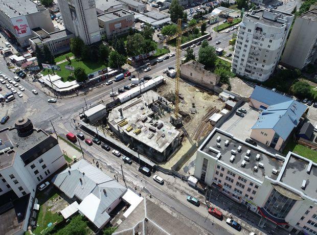 ЖК Централ Хол хід будівництва фото 177261