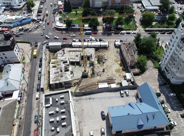 ЖК Централ Хол хід будівництва фото 177262