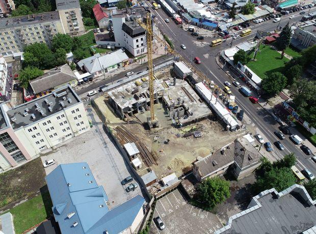 ЖК Централ Хол хід будівництва фото 177264