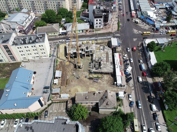 ЖК Централ Хол хід будівництва фото 177265
