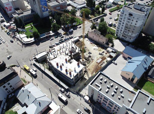 ЖК Централ Хол хід будівництва фото 186421