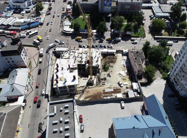 ЖК Централ Хол хід будівництва фото 186422