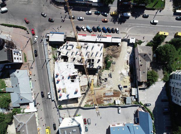 ЖК Централ Хол хід будівництва фото 186425