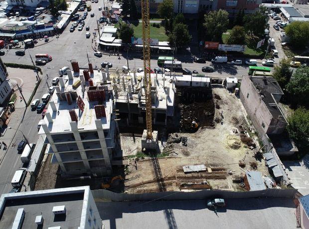 ЖК Централ Хол хід будівництва фото 191606