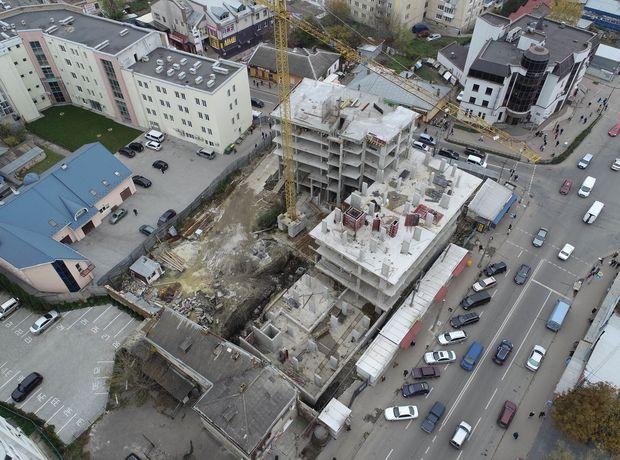 ЖК Централ Хол хід будівництва фото 207097