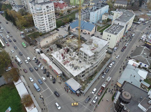 ЖК Централ Хол хід будівництва фото 207098