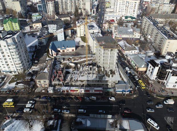 ЖК Централ Хол хід будівництва фото 242908