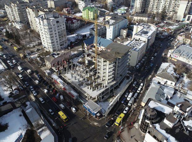 ЖК Централ Хол хід будівництва фото 242909