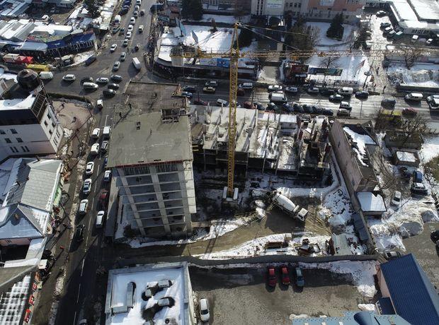 ЖК Централ Хол хід будівництва фото 242912