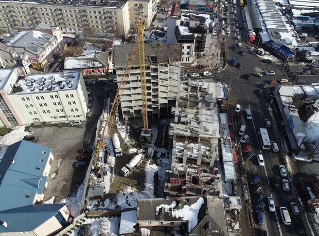 ЖК Централ Хол хід будівництва фото 242914