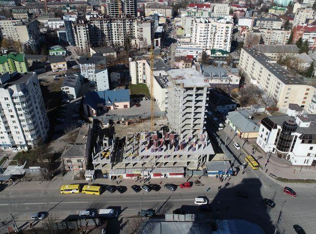 ЖК Централ Хол хід будівництва фото 245142